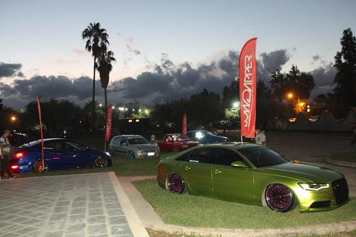 """Luxury Car Fest"", autos y motos de primer nivel"