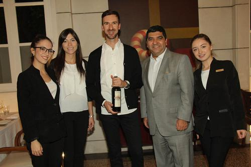 """Private Dinner & Premium Wines"" en Park Hyatt Mendoza"