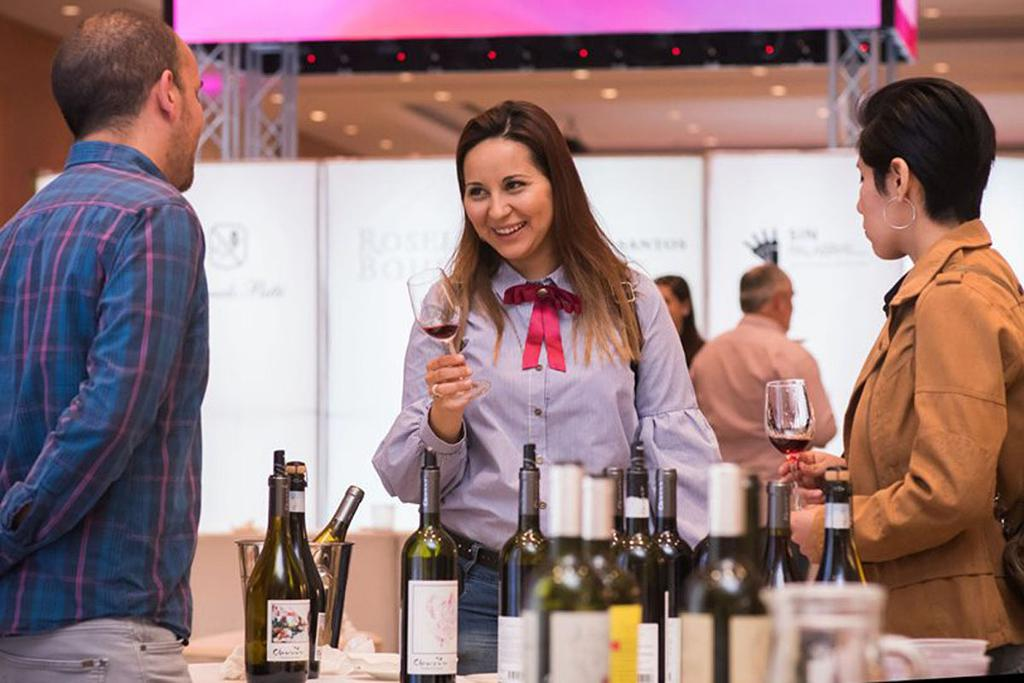 InterContinental Wine Expo.