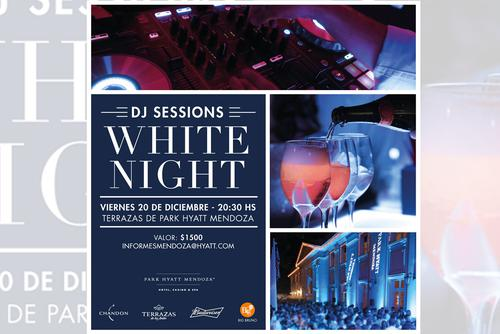 Se viene Dj Sessions – White Night