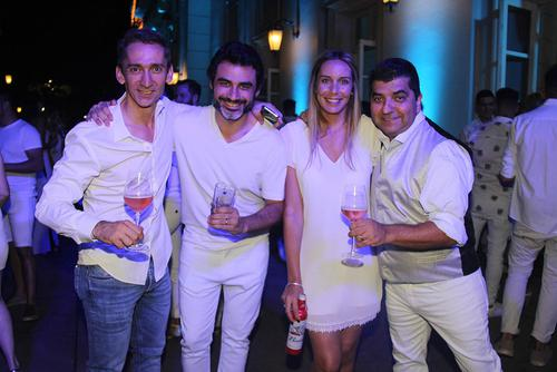 "DJ Sessions ""White Night"" , la Fiesta inolvidable"